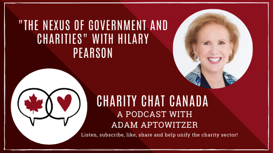 The Nexus of Government and Charities - Hilary Pearson