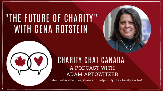 The Future of Charity with Gena Rotstein